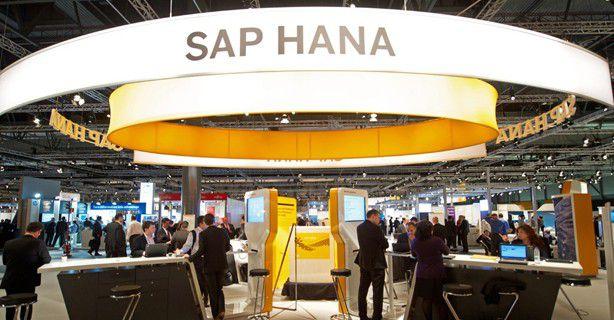Hana ist für SAP ein Sammelname für neue Technologien.