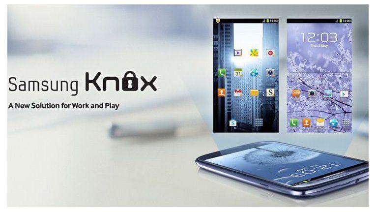 Samsung hat mit Knox eine Lösung für ByoD-Szenarien und Android zusammengestellt.