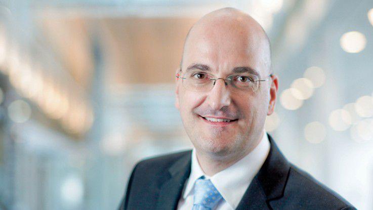 DSAG-Vorstandsmitglied Andreas Giraud.