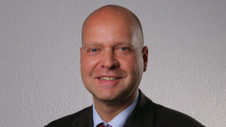 """Christof Müller, ImmobilienScout24: """"Generell bevorzugen wir Bewerber mit Berufserfahrung."""""""