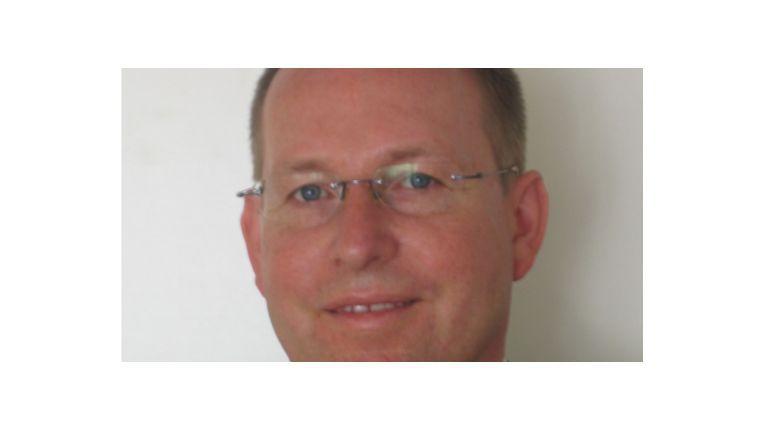 """""""In unserem Frankfurter Rechenzentrum haben wir ein Regenwasserbecken im Keller."""" Oliver Henkel, Head of BT Compute, BT Germany"""