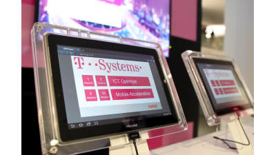 CeBit: Riverbed und T-Systems machen WAN-Optimierung mobil - Foto: T-Systems