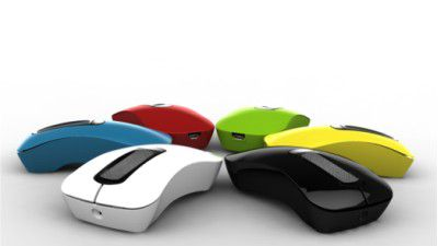 Gadget des Tages: Ego! Smartmouse - Clevere Maus als ultimatives Steuerungs-Tool - Foto: Laura Sapiens