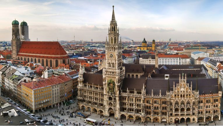 Zur Mobile Capital hat es für München zwar nicht gereicht, dafür darf sich die Metropole künftig mit dem Titel einer Hansestadt schmücken.
