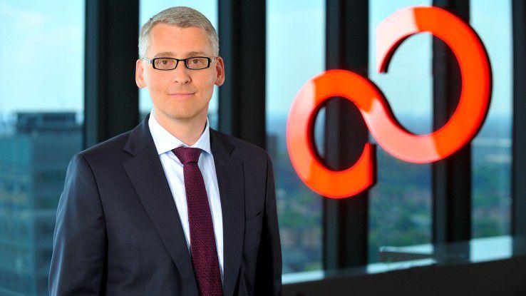 """Jürgen Walter, Fujitsu: """"Wir hatten schon vor eineinhalb Jahren angekündigt, dass die Verwaltungskosten in der Region zu hoch sind."""""""