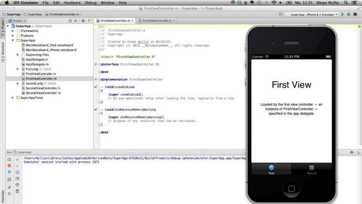 AppCode ist eine leistungsstarke Entwicklungsumgebung, die mit Xcode konkurriert.