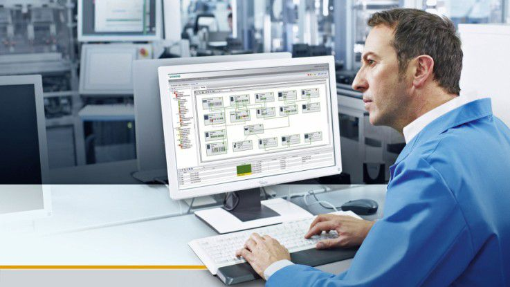 Bis zu 500 Komponenten können pro Sinema-Server-Station überwacht werden.