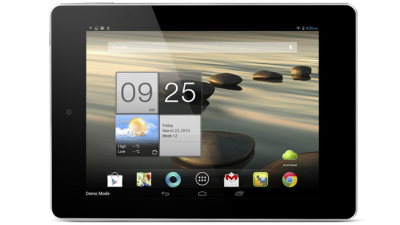 Acer Icona A1: Quad-Core-Tablet mit Android ab 189 Euro - Foto: Acer