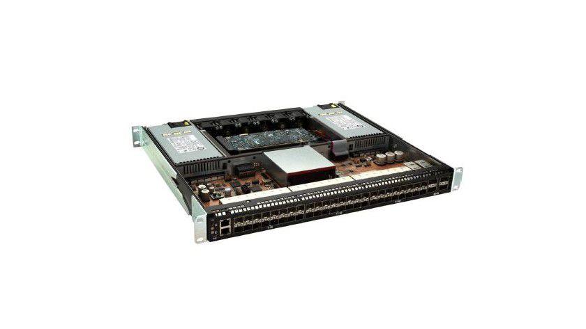 Türöffner: Intels Referenzplattform zum Bau von SDN-Hardware.