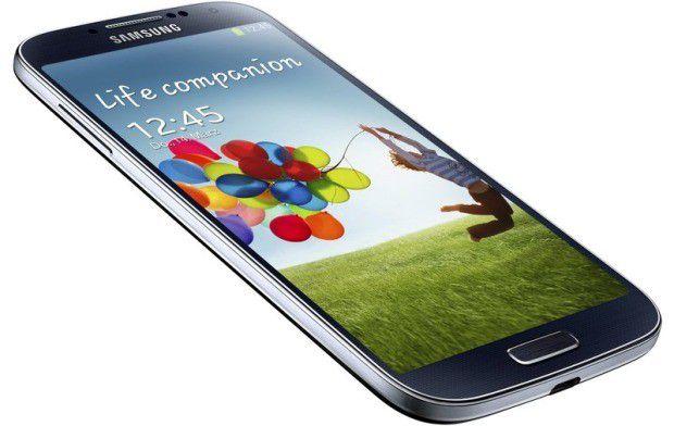 Nun schon ab 530 Euro erhältlich: Samsung Galaxy S4