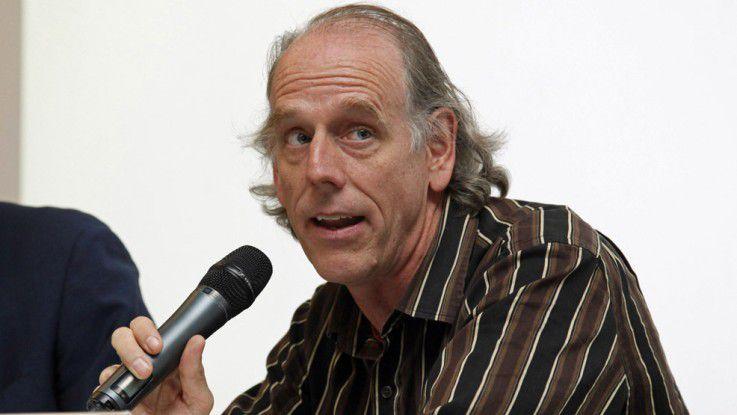 """Stephen Brobst, CTO bei Teradata: """"Als Industry Consultants brauchen wir auch Leute mit verrückten Ideen."""""""