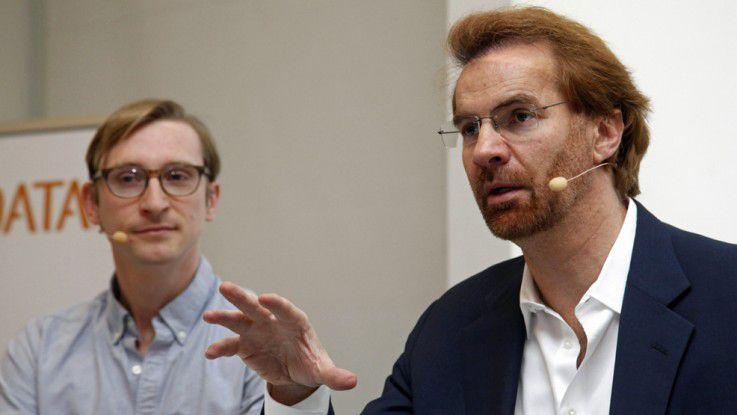 """Erik Brynjolfsson, Director des MIT Center for Digital Business: """"Daten liefern weitaus bessere Ergebnisse als das Hippo-Prinzip."""""""