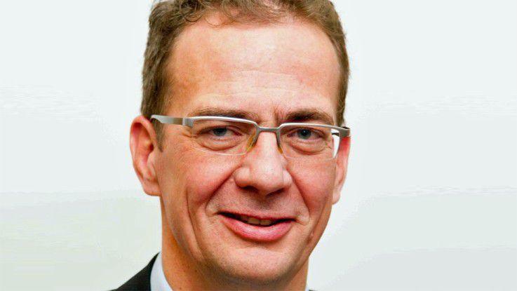 """Jörg Liebe, CIO bei Lufthansa Systems: """"Outsourcing tangiert nicht die Kernkompetenz einer Airline."""""""