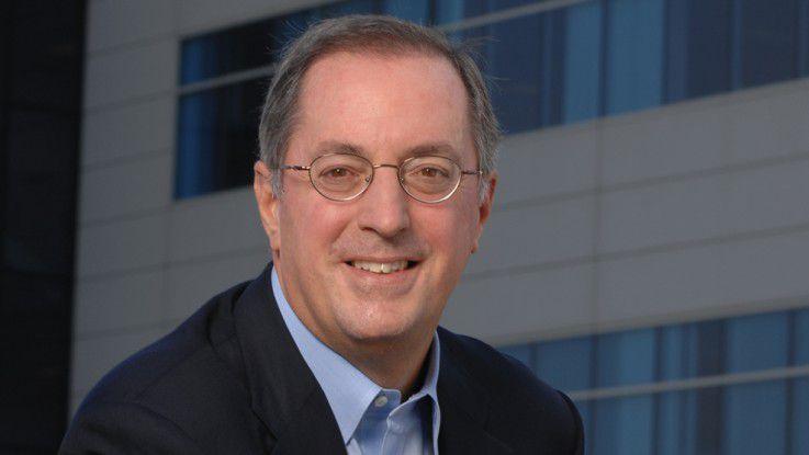 """""""Die Intel-Geschichte ist noch lange nicht zu Ende."""" Paul Otellini, CEO Intel"""