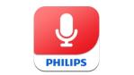 Das iPhone als Diktiergerät: Philips Dictation für iOS - Foto: Philips