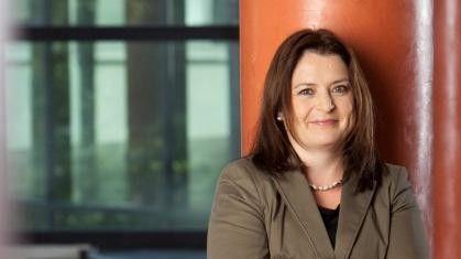 Barbara Wittmann, Dell, hat selbst viel im eigenen Netzwerk DWEN gelernt.