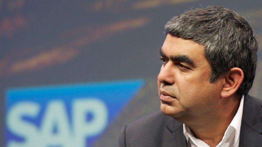 """Vishal Sikka verlässt SAP """"aus persönlichen Gründen""""..."""