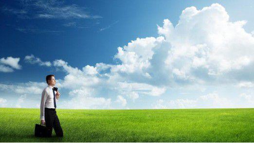 Wer sich im Wolkenhimmel orientiert hat, kann dort Agilität und Sparpotenziale zugleich finden.