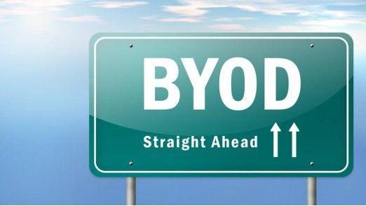 Der Weg zu einer praktikablen ByoD-Strategie ist in der Realität leider nicht ausgeschildert.