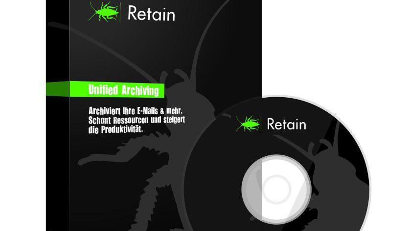Retain Mobile ist Bestandteil der GWAVA Retain-Suite.