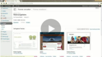 Videos und Tutorials: Training für WordPress 3