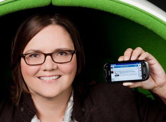 Jo Harlow Nokia Executive Vice President Smart Devices