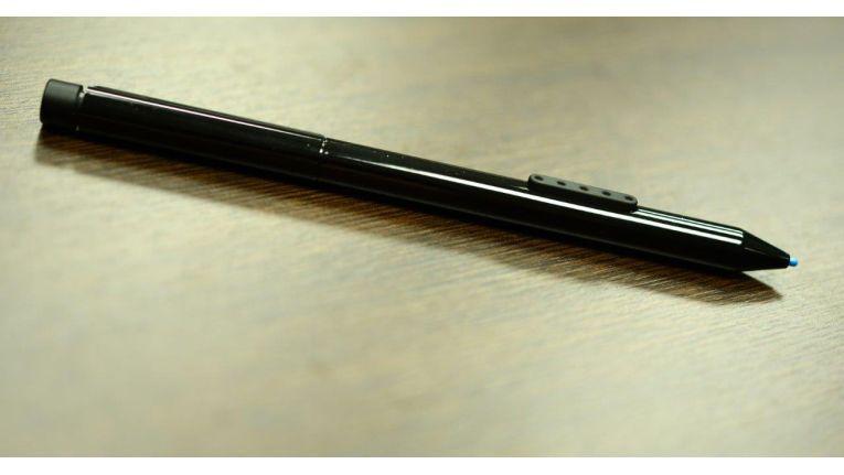 Schnell verloren: Der Digitizer-Stift des Surface Pro
