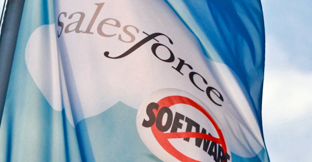 Inteview mit Parker Harris: Wie Salesforce.com high bleiben will - Foto: Salesforce