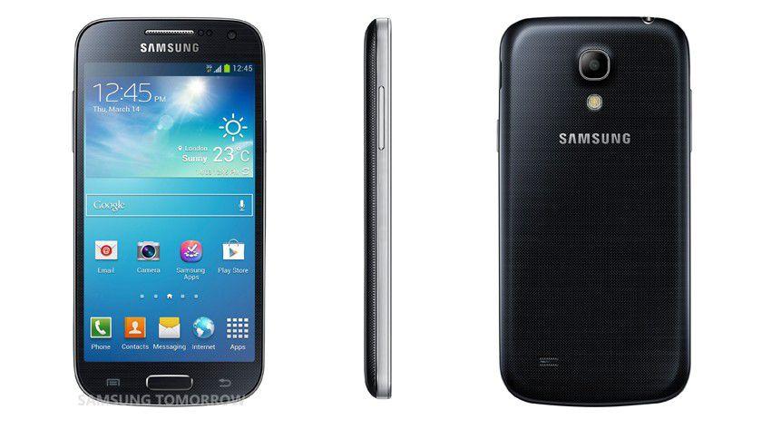Galaxy S4 Mini: Das Smartphone besitzt eine 4,3-Zoll-Touchscreen und eine Dual-Core-CPU.