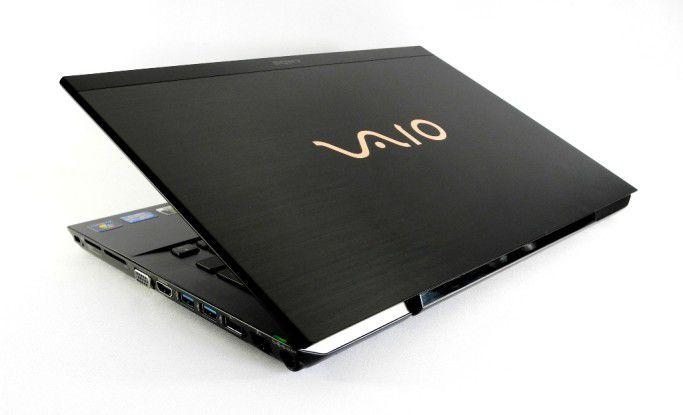 Im Sony VAIO S13A ist das LTE-Modem von Sierra Wireless von äußerst schnellen Komponenten umgeben, die den Traffic ruckzuck abtransportieren.