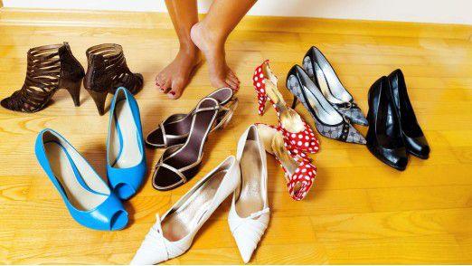 Der Schuhhandel prosperiert - es braucht aber eine Omnichannel-Strategie.