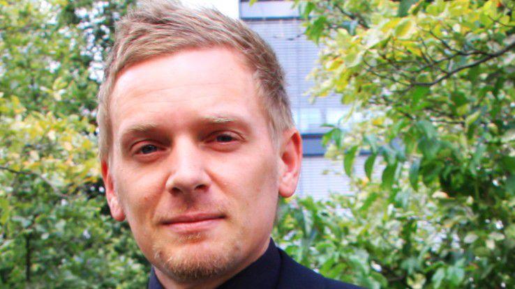 Martin Dilger ist der Freelancer des Jahres 2013.