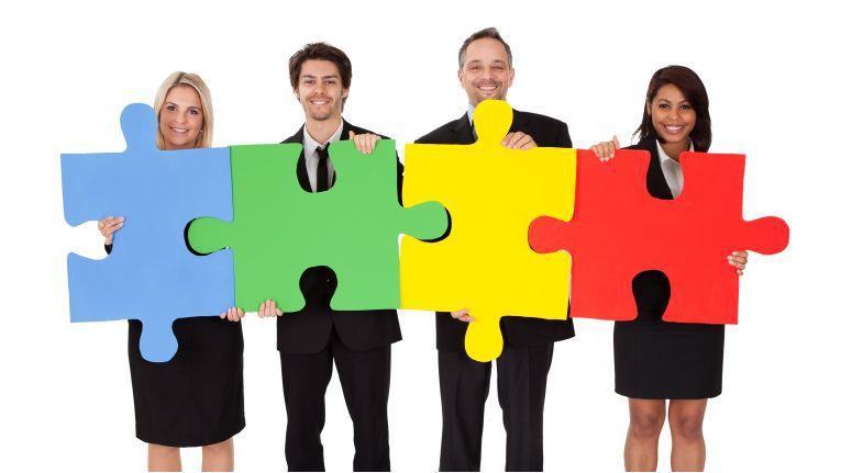 Damit die Projektarbeit reibungslos läuft, müssen auch räumlich verteilte Teams gut zusammenarbeiten.