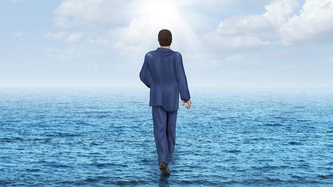 Neue IT-Mitarbeiter müssen gar nicht über's Wasser wandeln können. Aber ein paar andere Ansprüche haben ihre künftigen Chefs schon...