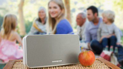 Gadget des Tages: Cambridge Audio Minx Go - Ausdauernde Bluetooth-Box - Foto: Cambridge Audio