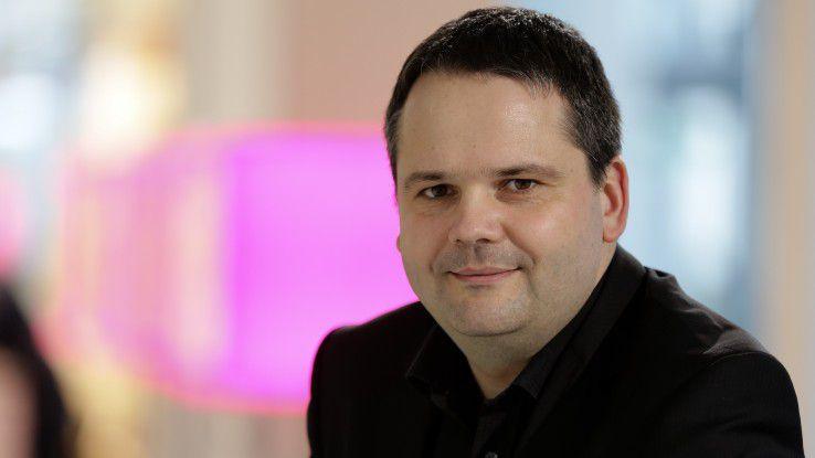 Thomas Tschersich steht dem IT-Sicherheitsbereich der Telekom vor.