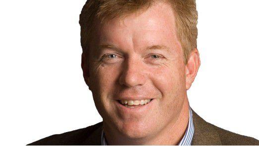 Brian Cute, CEO der Public Interest Registry