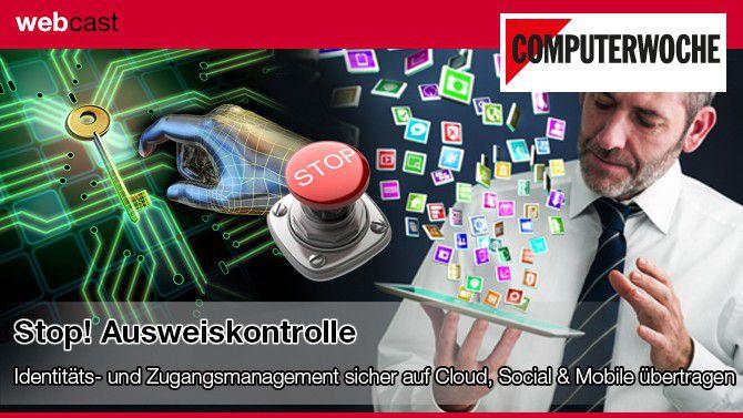 Computerwoche-Webcast in Zusammenarbeit mit Oracle am 11. Juli um 11 Uhr.