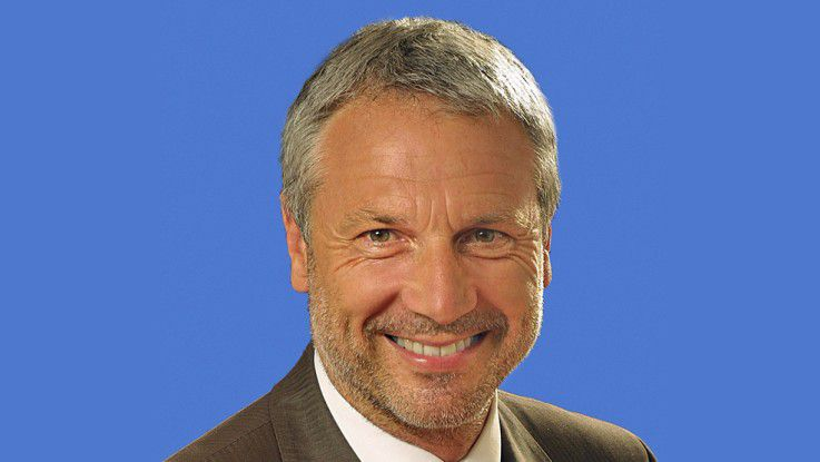 Günther Stürner Oracle Vice President Sales Consulting und Leiter der Business Unit Server Technologies.
