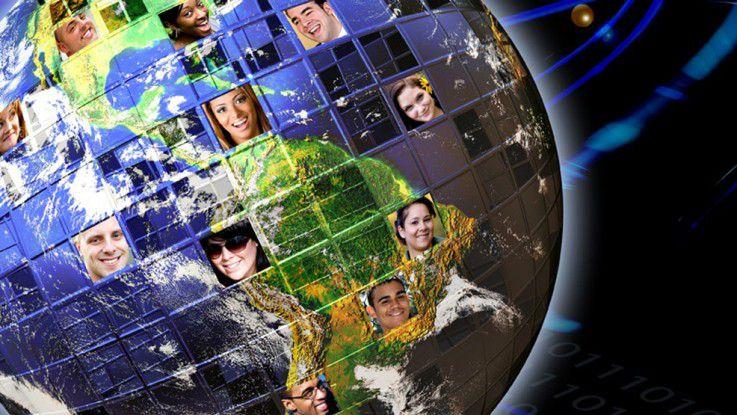 """Je """"sozialer"""" ein CRM-System, desto mehr kritische Datenschutzfragen gilt es zu beantworten."""