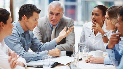 Persönliche Treffen sind wichtig.