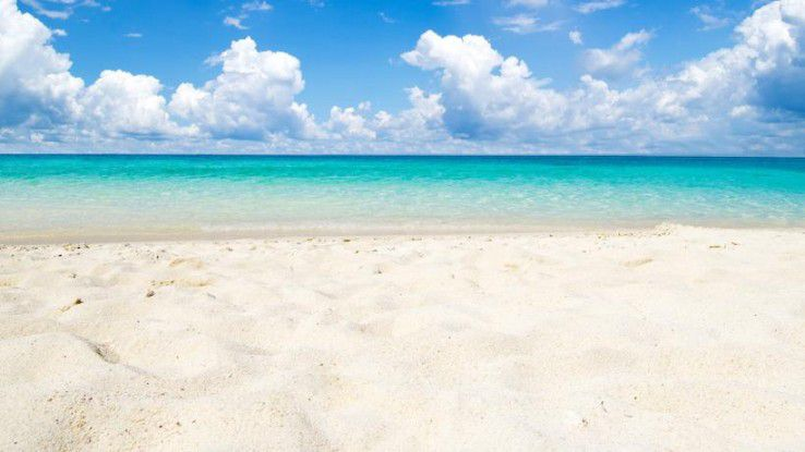 Im Sommer ruhen viele Projekte, weil die Teammitglieder im Urlaub sind.