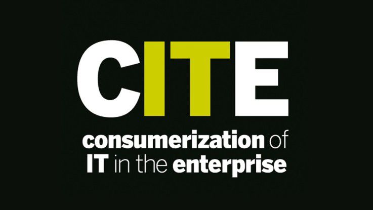 CITE 2014 - Consumerization of Enterprise in the IT