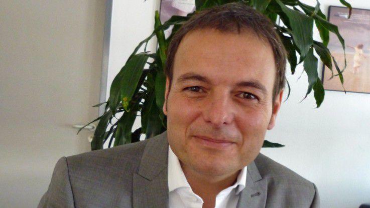 Andreas Beeres, CIO der Schott AG