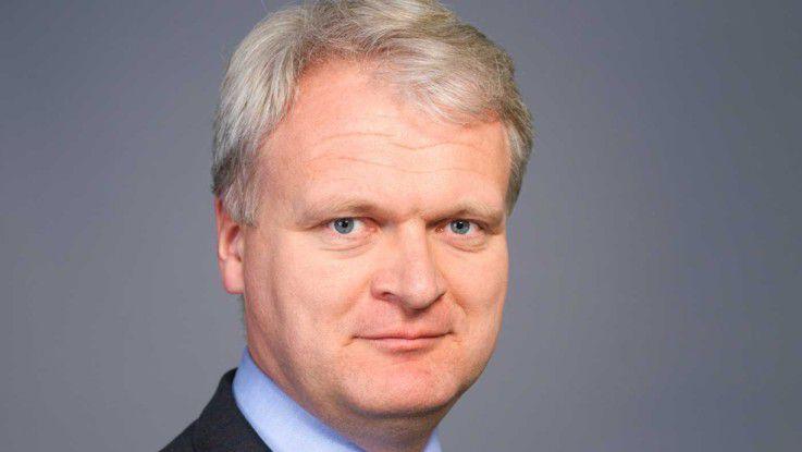 """Microsofts Mittelstands- und Channel-Chef Floris van Heijst: """"Mittelständische Kunden haben speziell in Deutschland oft noch eine unklare Vorstellung von der """"Cloud""""."""
