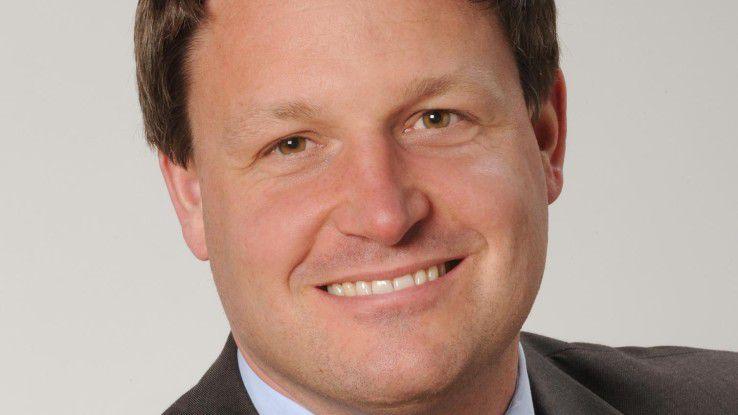 Alexander Mädche von der Uni Mannheim ist Mitentwickler eines neuen SAP-Kurses, der für eine stärkere Verschmelzung von Banken und IT sorgen soll.