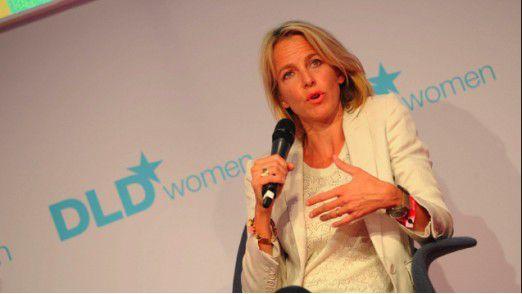 Julia Jäkel, Chefin von Gruner & Jahr, wünscht sich eine Diskussion um Plattformen wie Facebook und die Grenzen der Meinungsfreiheit.