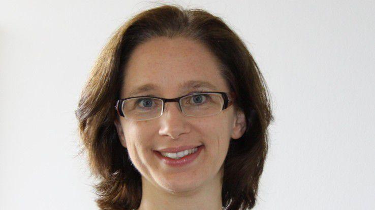 Claudia Puchta leitet bei der Datev als Teilzeitchefin ein Team von knapp 50 Mitarbeitern.