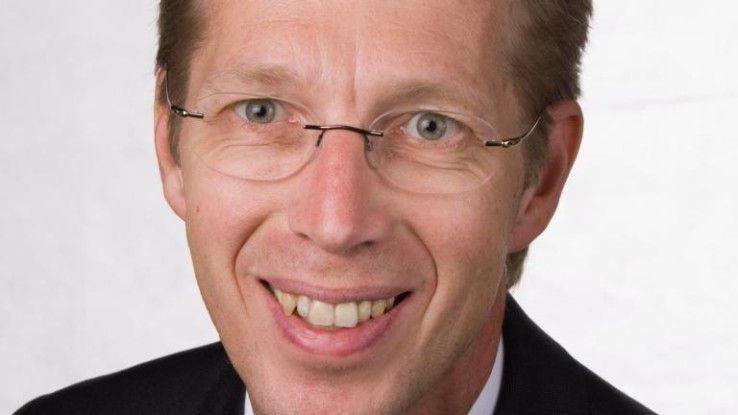 Legt Wert auf Austausch mit ähnlichen Führungskräften: Ulrich Schaefer, Head of IT-Region EMEA bei BSH.