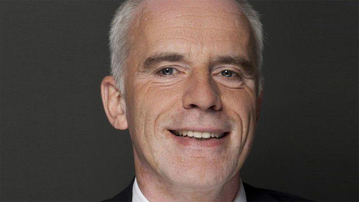 Rainer Gebhardt ist Experte für 3D-Druck beim Verband Deutscher Maschinen- und Anlagenbau(VDMA).